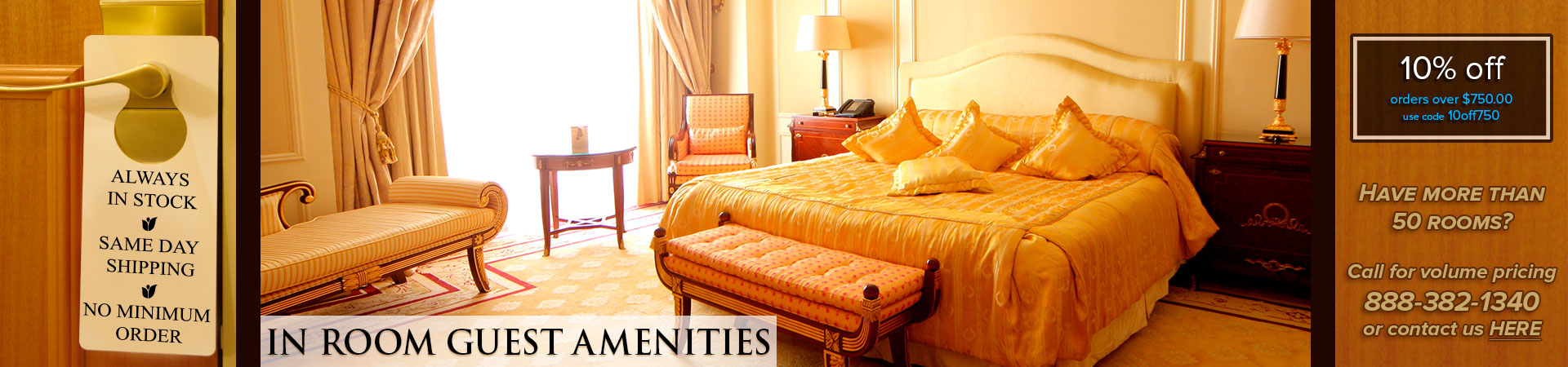 Accent Amenities, Inc.
