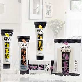 shop spa scents
