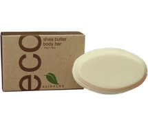 eco shea body bar 34g (case pack of 100)
