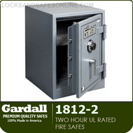 2 Hour Fire Safes | Gardall 1812-2
