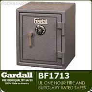 Burglary and Fire Rated Safes   Gardall BF1713/BF2016/BF3318