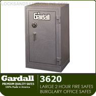Large 2 Hour Fire Safes | Gardall 3620