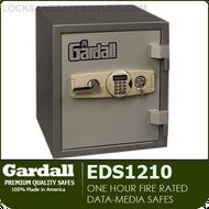 Data Media Safes   One Hour Fire Rated   Gardall EDS1210-G-EK   Gardall EDS2214-G-EK