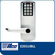 Kaba-Ilco E-Plex 2000 Series - Grade 1 Electronic Pushbutton Locks |  Kaba-Ilco E201UBLL