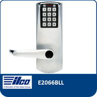 Kaba-Ilco E-Plex 2000 Series | Kaba-Ilco E2066BLL | Grade 1 Electronic Pushbutton Locks