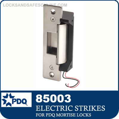 Electric Strike for PDQ Mortise Locks   PDQ 85003
