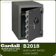 Burglary Rated Cash Safes   Gardall B2018