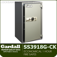 Economical 1 Hour Fire Safes | Gardall SS1913-G/SS2517-G/SS3918-G/SS4422-G