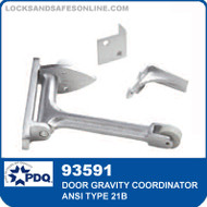 Door Gravity Coordinator | PDQ 93591 Series
