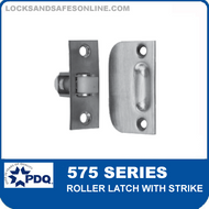 PDQ 575 Series Roller Latch with Strike