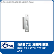 PDQ 95572 Series Roller Latch Strike - ASA