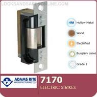Electric Strikes   Adams Rite 7170