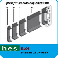 HES 5104 Stackable Lip Extension