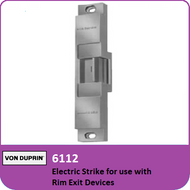 Von Duprin 6112 - Electric Strike for use with Rim Exit Devices