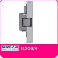 Folger Adam: 310-2-3/4 Electric Strike