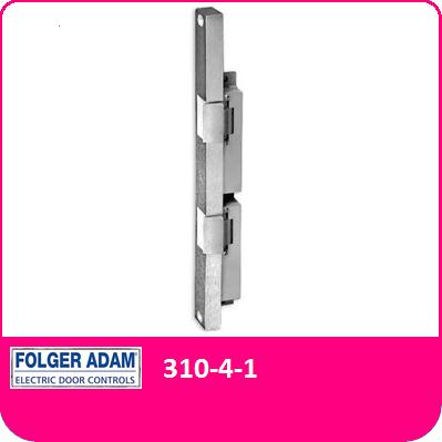 Electric Strike - Folger Adam: 310-4-1