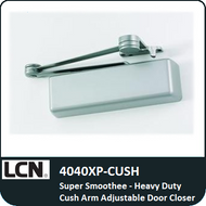 LCN 4040XP-CUSH - Super Smoothee-Heavy Duty Cush Arm Adjustable Door Closer