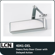 LCN 4041-DEL - Heavy Duty Door Closer with Delayed Action