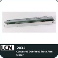 LCN 2031 - Concealed Overhead Track Arm Closer