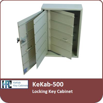 Commercial Key Cabinets | HPC KeKab-500