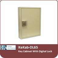 KeKab-DL65 - Key Cabinet With a Digital Lock by HPC