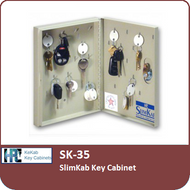 SK-35 SlimKab Key Cabinet by HPC