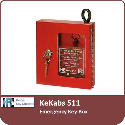 Kekab 511, Emergency Key Box by HPC