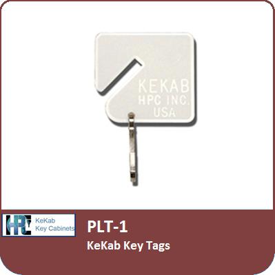 Kekab PLT-1 Key Tags