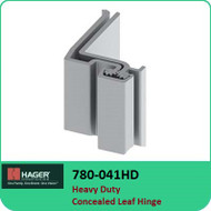 Roton 780-041HD - Heavy Duty Concealed Leaf Hinge