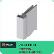 Roton 780-111HD - Heavy Duty Concealed Leaf Hinge