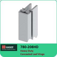 Roton 780-208HD - Heavy Duty Concealed Leaf Hinge