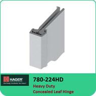 Roton 780-224HD - Heavy Duty Concealed Leaf Hinge