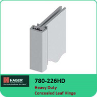 Roton 780-226HD - Heavy Duty Concealed Leaf Hinge