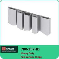 Roton 780-257HD - Heavy Duty Full Surface Hinge