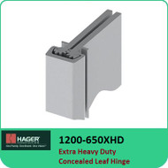Roton 1200-650XHD - Extra Heavy Duty Concealed Leaf Hinge