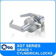 PDQ XGT Series Cylindrical Lock - Grade 1