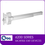 Commercial Mortise Exit Devices | Grade 1 (GR1) | PDQ 6200 Series