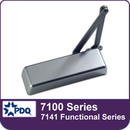 PDQ 7100 Series Door Closers (7141 Functional Series)