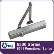 PDQ 5300 Series Door Closer (5341 Functional Series)