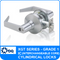PDQ XGT Series Interchangeable Core (IC) Cylindrical Lock - Grade 1