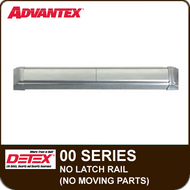 Advantex 00 Series No Latch Rail (No Moving Parts)