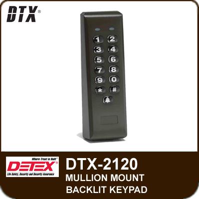 Dtx 2120 Stand Alone Keypads