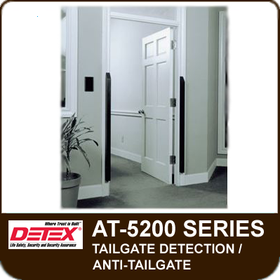 Detex At 5200 Tailgate Detection System