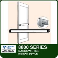Adams Rite 8800 - Narrow Stile Rim Exit Device