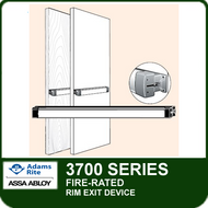 Adams Rite 3700 - Fire-rated Rim Exit Device