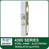 Adams Rite Steel Hawk 4300 Electrified Deadlatch (eLatch)