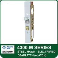 Adams Rite Steel Hawk 4300-M Electrified Deadlatch (eLatch)