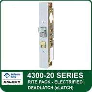 Adams Rite 4300-20 Rite Pack - Electrified Deadlatch (eLatch)