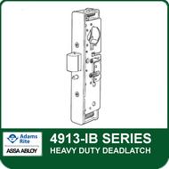 Adams Rite 4913-IB - Heavy Duty Deadlatch - Without Faceplate or Strike