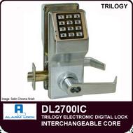 Alarm Lock Trilogy DL2700IC - Interchangeable Core